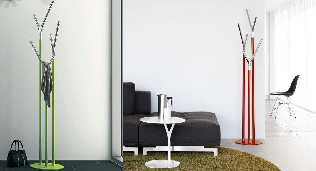 Wishbone klädhängare har en smakfull och ren design