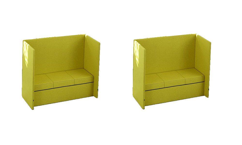 Sound booth soffa
