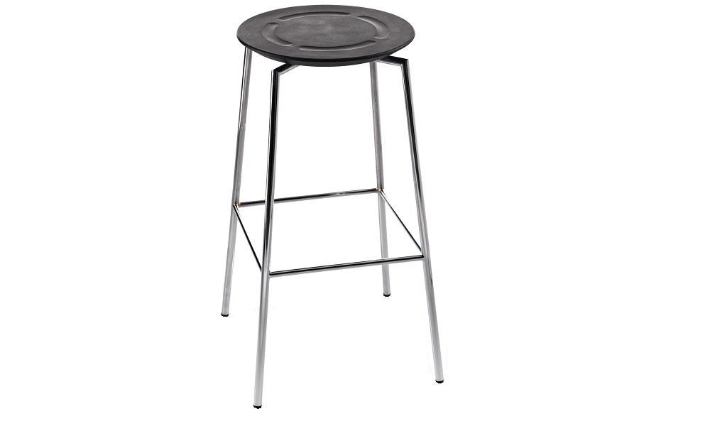 Mono light barstol har en stilren design och finns i flera