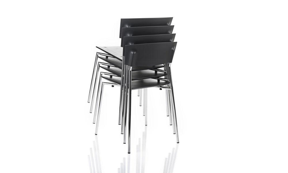 Be Pure Stoel : Pure stol har en unik och originell design och finns i flera färger
