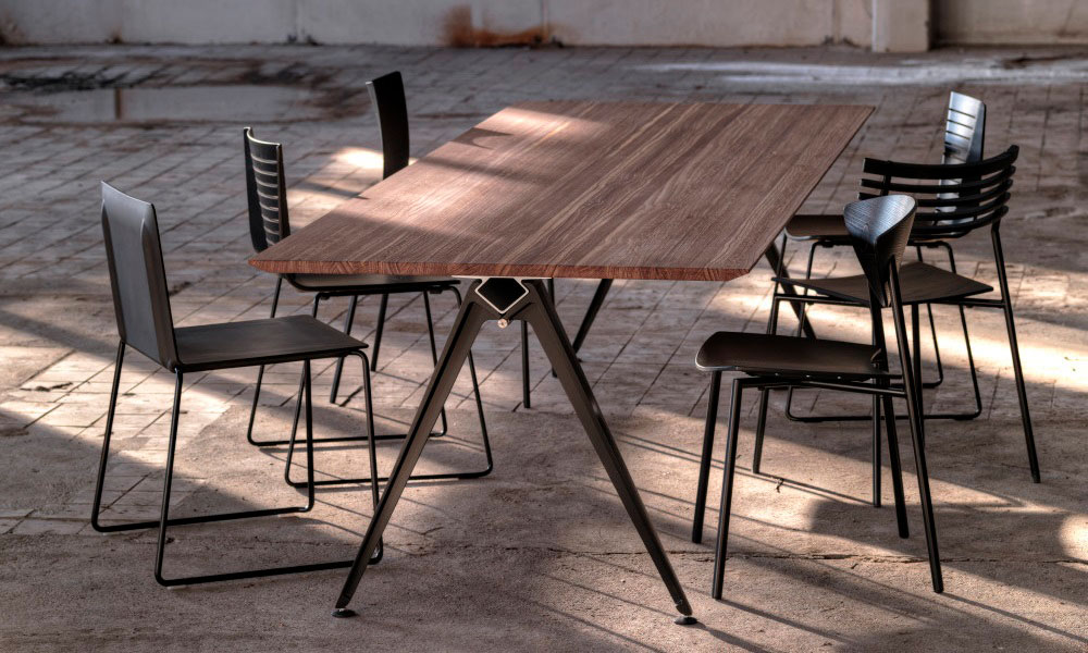 Grip wood konferensbord